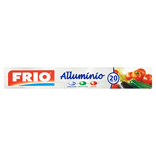 Frio - Alluminio, Avvolge, Isola, Protegge, 20 metri