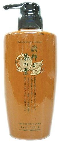 カインド 渋柿と茶の葉 カキチャタンニン コンディショナー 500ml
