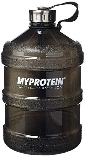 Myprotein Unisex's Water Bottle Hydrator, Clear, One Size