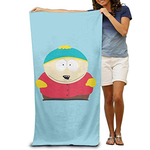 XIEXING Badetuch - Adults South Park Eric Theodore Cartman Beach Towel / 31.5'' * 51.2''