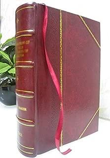 Balanço geral da caixa do illustrissimo senado da Camara do Rio de Janeiro a cargo do thesoureiro Francisco José Rodrigues Filho, desde 7 de fevereiro de 1824 até 19 de maio de 1825 1825 [Leather Boun