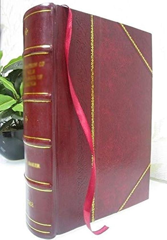 Le Martyre et la mort du bizet, poème héro?-comique, par un homme d'état (L. de Chanlaire). Dédié... à S. E. Monseigneur le baron Thiers,... 1840 [Leather Bound]