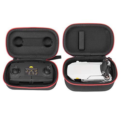 Penivo Tragbar Taschen Schutz Drohnen Body +Fernbedienung Hülle für DJI Mavic Mini Reise Tragetasche Protector Set Zubehör (Schwarz)