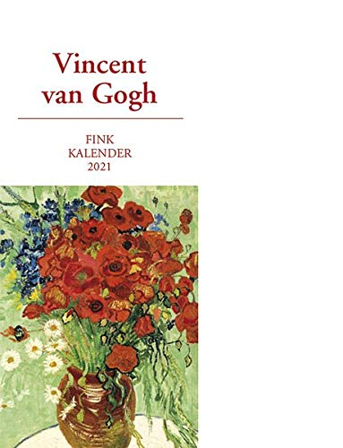 Vincent van Gogh 2021: Kunst-Postkartenkalender