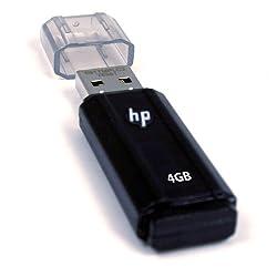 powerful HP v125w 4GB USB 2.0 Flash Drive P-FD4GB HP125-GE