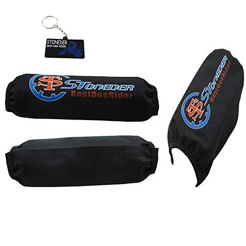 Protector de absorción de impactos STONEDER, de 270 mm, para UTV, ATV, Quad, Go Kart, Pit Dirt Bike