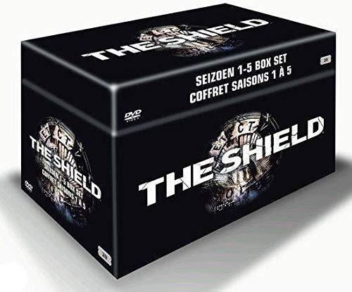The Shield: Al margen de la ley / The Shield - Complete Seasons 1-5 - 20-DVD Boxset [ Origen Belga, Ningun Idioma Espanol ]