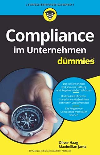 Compliance im Unternehmen für Dummies