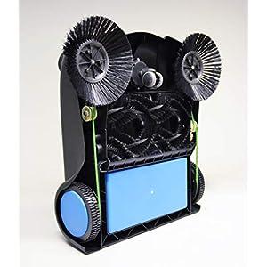 Güde Kehrmaschine GKM 700 manuell, 700 mm Kehrbreite, 14 l Schmutzbehälter, 2000 m² Flächenleistung/Stunde