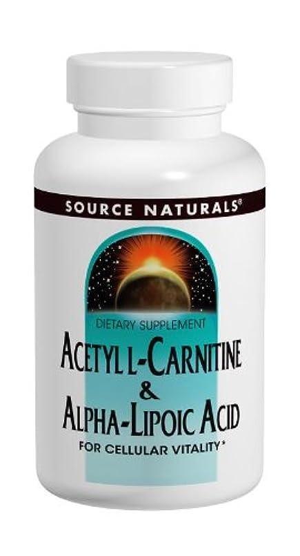暗くするランドリー広がりアセチルL-カルニチン&アルファリポ酸(650mg) 30錠 海外直送品