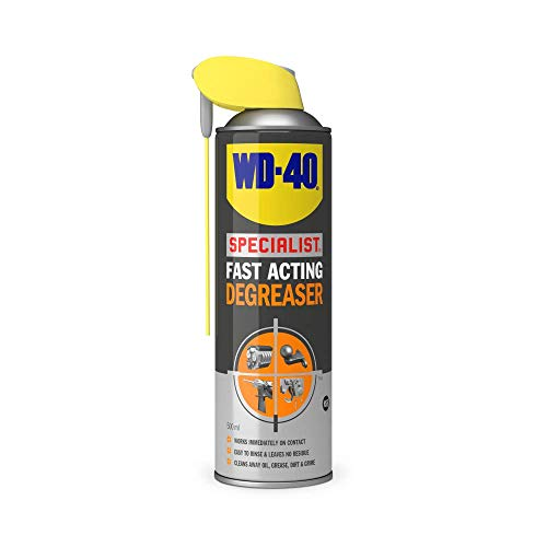 WD 40 Specialist Fast Acting Degreaser Smart Straw 500ml