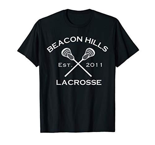 BEACON Hills Stilinski 24Lacrosse Teen Wolf inspiriert TShirt