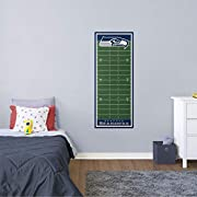 "Main product decal size is 24""W x 59""H Ideal for decorating any room in the home or office; safe for painted walls and other smooth surfaces! Just peel, stick and impress, it's that easy. No tape or tacks required. Fathead offers a thick high-grade v..."