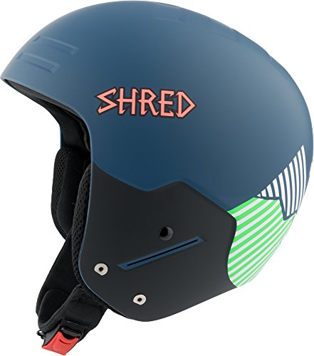 Shred Basher Noshock Needmoresnow - Ski and Snowboard Helmet - Size M (54-57.5)