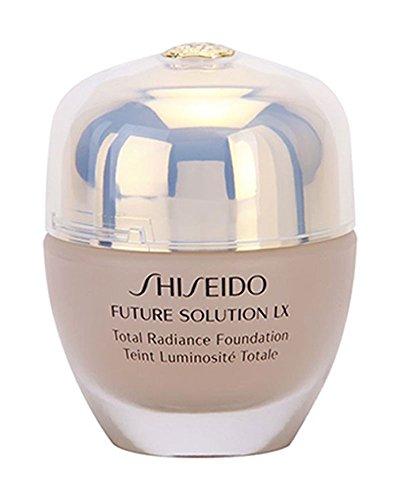 Shiseido Future Solution LX Total Radiance Foundation unisex, Foundation 30 ml, Farbe: B40 natural fair beige, 1er Pack (1 x 0.21 kg)