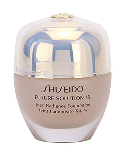 Shiseido Future Solution LX Total Radiance Foundation unisex, Foundation 30 ml, Farbe: B40 natural fair beige, 1er Pack (1 x 0.21 kg)