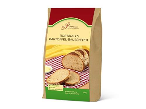 Backmischung Rustikales Kartoffel-Bauernbrot 500g inkl. Hefe