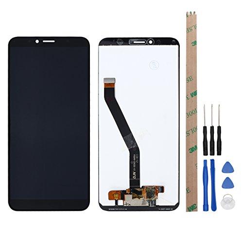 YHX-OU - Pantalla LCD de Repuesto para Huawei Honor 7A de 5,7