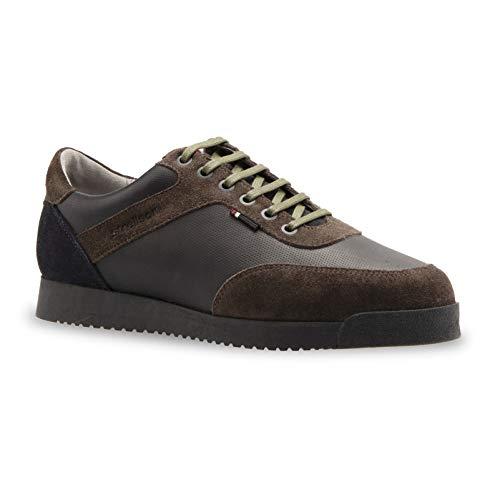 Strellson Herren Claude Sneaker LFU 4 Klassische Stiefel, Braun (Darkbrown 702), 43 EU