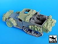 ブラックドッグ T35034 135 アメリカ M2ハーフトラック アクセサリーセット(フルバージョン)
