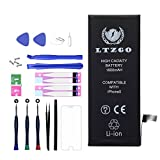 LTZGO High Capacity Battery Compatible with iPhone 5G Replacement Battery with Repair Tool