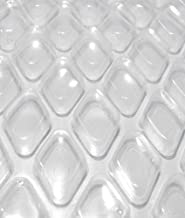 MidWest Canvas Clear Diamond 14-Foot-by-28-Foot Rectangle Solar Cover | 16 Mil | Heating Blanket for In-Ground and Above-Ground Swimming Pools