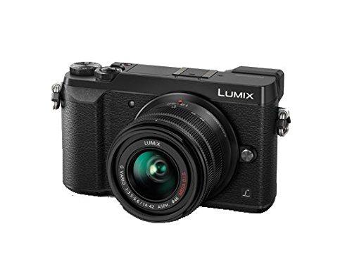 Panasonic Lumix DMC-GX80 + G Vario 14-42mm / F 3.5 - 5.6 schwarz
