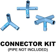 9 square in the air connector kit