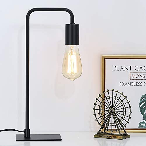 Edison Lamp Industrial Desk Lamp Bedside Table Lamp for Nightstand Coffee Table Dressers Study product image
