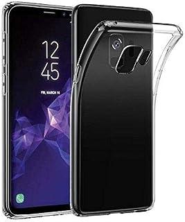 Samsung Galaxy A6 Plus 2018 case, Smooth Silicone Back case Cover for Samsung Galaxy A6 Plus 2018, Clear