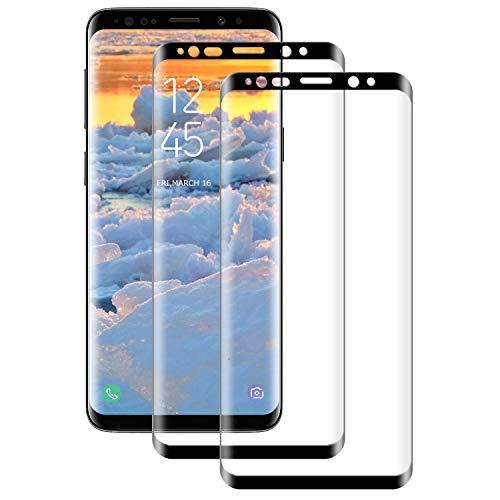 petit un compact Verre trempé DAS FOND pour Samsung Galaxy S8, protecteur d'écran pour Samsung Galaxy S8…