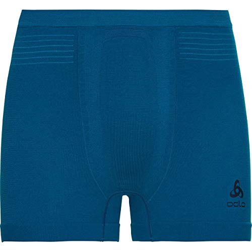 Oldo Herren SUW Bottom Boxer PERFORMANCE LIGHT, mykonos blue - horizon blue, XL