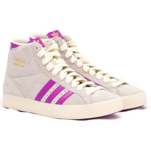 adidas Basket Profi Donna Sneaker Grigio