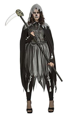 Desconocido My Other Me-204248 Disfraz de ejecutora para mujer, S (Viving Costumes 204248)