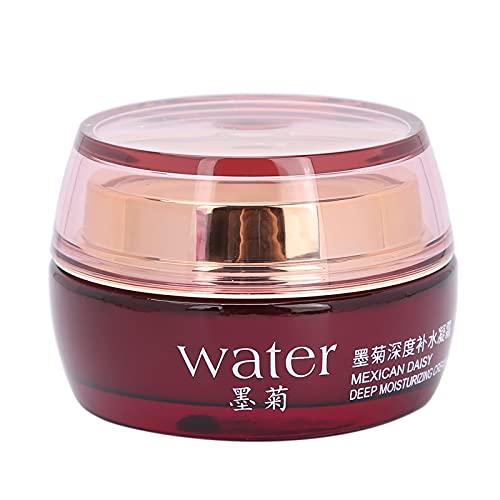 Crema facial antienvejecimiento de 50 g, Crema hidratante para el cuidado de la piel con control de aceite hidratante, Crema facial antiarrugas para el cuidado de la piel, hidratante de día y noche co