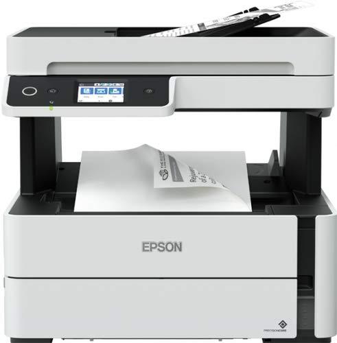 Epson EcoTank ET-M3170 4-in-1 Mono Inkjet Wi-Fi Printer with Refillable Ink Tank