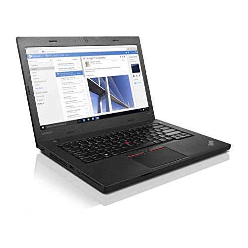 Mr Cartridge Lenovo L460 i5-6300U - Ordenador portátil (8 + 500 GB, 14 pulgadas, HD WLAN/Cam/BT W10P, reacondicionado)
