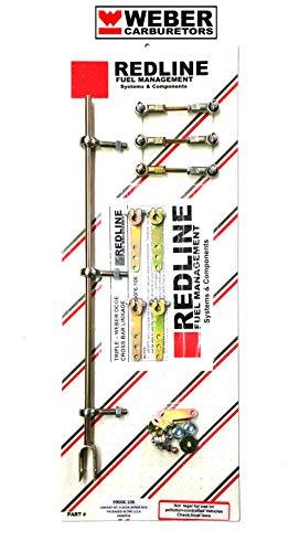 Weber Redline Triple Carb 40/42 / 45 DCOE Cross Bar Universal Linkage 99006.106