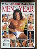 Playgirl Magazine, SPECIAL issue dated  October 1998. 10 Years of Playgirl's Sexiest Studs.  Decade of the most gorgeous Guys fully nude centerfolds including Joe Pallister, Doug Koziak, Marcello Morgilli, Scott Layne, Dirk Shafer, William WOod, lots of o