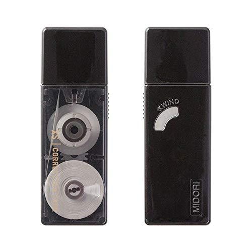 ミドリ XS 修正テープ 黒 35262006 【まとめ買い10個セット】