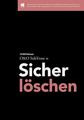 O&O Software SafeErase 10