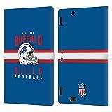 Head Case Designs Licenciado Oficialmente NFL Tipografía del Casco Buffalo Bills Graphics Carcasa de...
