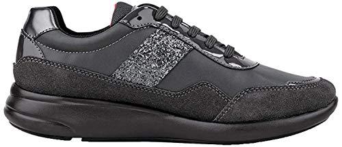 Calzado Deportivo para Mujer, Color Negro, Marca GEOX, Modelo Calzado Deportivo para Mujer GEOX D Ophira C Negro