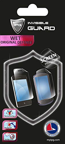 IPG For NIKON COOLPIX A900 Screen Protector (2 Units) with Lifetime Invisible Screen Guard - HD Quality/Self-Healing/Bubble -Free