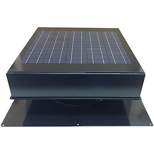 Remington Solar 20-Watt Attic Fan