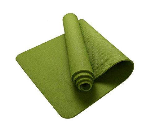 Stuoie di yoga rispettoso e insapore antiscivolo tappetino pad