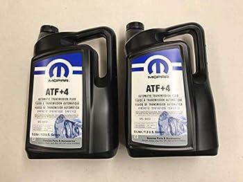 Mopar 2 x Genuine Automatic Transmission Fluid ATF+4 10L 68218058AC MS-9602