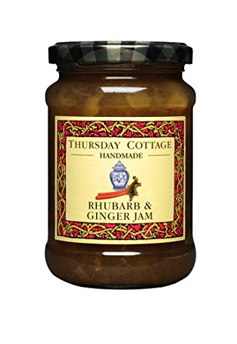 Thursday Cottage - Rhubarb & Ginger Jam - 340g