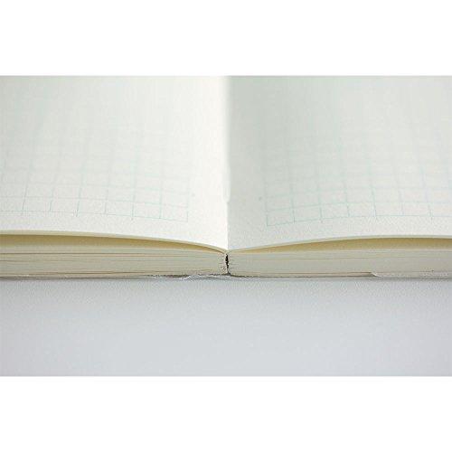 『ミドリ ノート MDノート 新書 方眼罫 15002006』の8枚目の画像