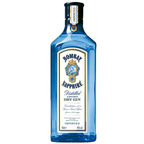 Photo of Bombay Sapphire Gin (Case of 6 x 70cl Bottles)